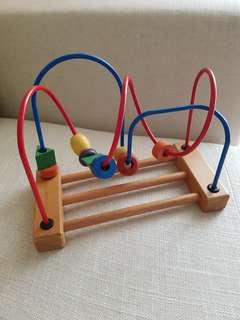 手指協調玩具