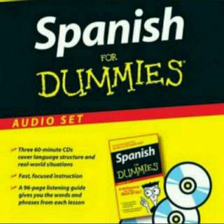 BN Spanish for dummies audio set