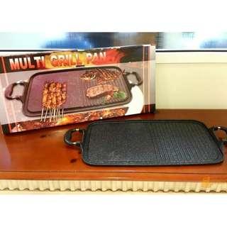 Alat Panggang sehat Multi Grill Pan tanpa arang