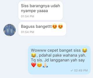 Testi Again. Thank you my dear❤️