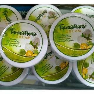 Tawas Mansi Wonder Cream