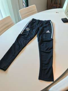 ADIDAS Manchester United 17/18 Slim Joggers Pants