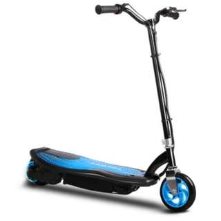 Electric Adjustable Scooter - Blue