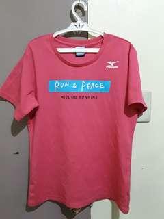 Mizuno shirt