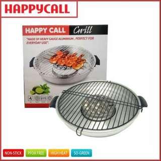 Fancy Grill Happycall Alat Panggang Serbaguna Roaster Panggangan Kompor Gas