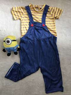 Despicable Me Agnes Costume for girls (7-8yo)