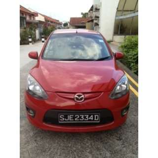 null MAZDA 3 WEEKEND FRI-MON FROM $220. PLS CALL OR WA 81448811 / 81450011 FOR BOOKING