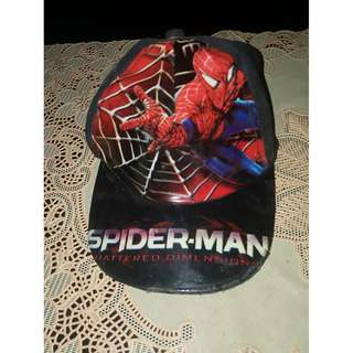 Topi anak Spiderman