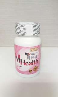 (NEW) 樂道月舒補 M Health 一樽