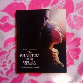 The Phantom of the Opera Companion