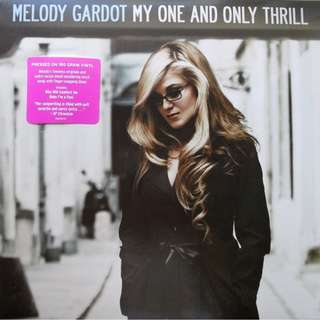 Vinyl LP Melody Gardot ‎– My One And Only Thrill USA Pressing 180gm