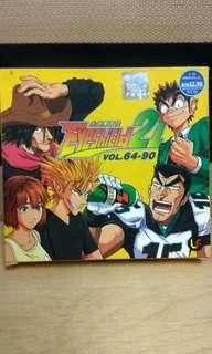 Eyeshield 21 Vol.64-90 Box 3 (VCD)