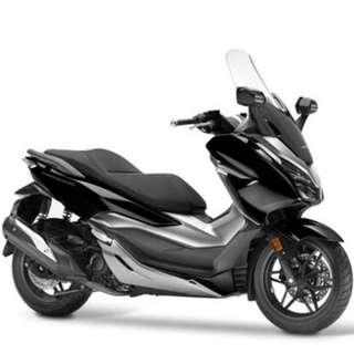 ***NEW*** Honda Forza 300CC (Kindly read descriptions below)