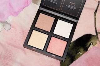 💄❤️ Huda Beauty 3D Highlighter Bronzer Pink Sands Edition