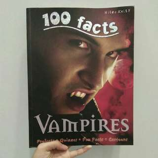 100 Vampire Facts