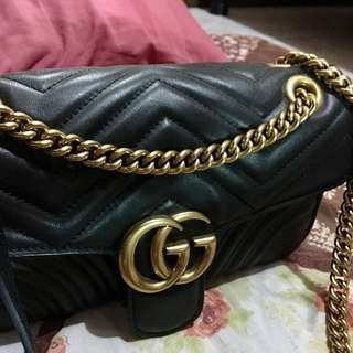 Authentic Gucci Marmont