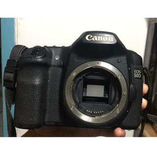 Canon Eos 50d BO Termurah