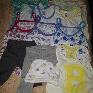 Take all 0-3 mos baby clothes