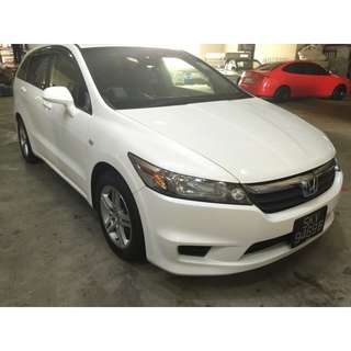 25/05/2018-28/05/2018 HONDA STREAM ONLY $210.00 (P PLATE WELCOME)