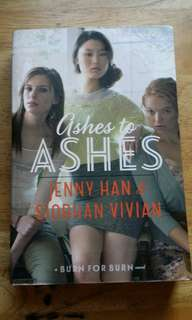 Ashes to ashes (Jenny Han and Siobhan Vivian)