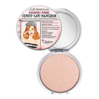The Balm Cindy-Lou Manizer Highlighter