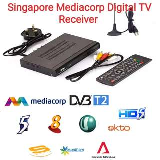 AV HDMI Video Audio TV Box DVB-T2 F9 Digital Signal Receiver Tuner Set Top Box