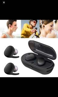 Touch Two Wireless Earbuds
