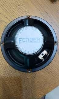 "Fender 6.5"" 15w 4ohm speaker"