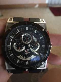 #mausupreme jam tangan Alexander crhistie