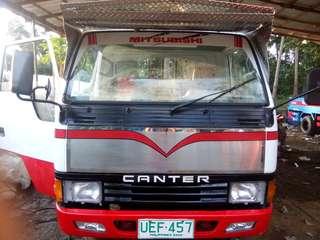 Canter truck