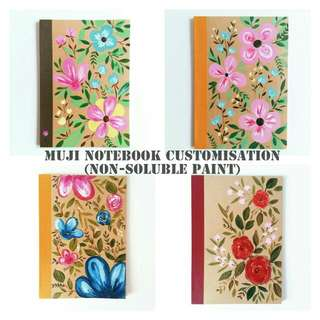 Customised Notebook Front Cover (Illustrations Only)