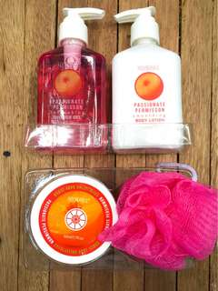 Bath Bundle! 🍑