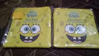 Dompet Lebaran Spongebob