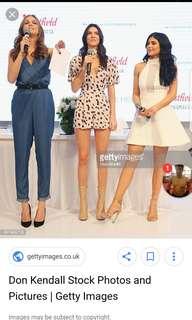 Kylie Jenner Forever New Formal Dress