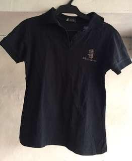 SG Souvenir Black Shirt