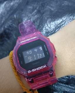Original Casio G Shock DW5600