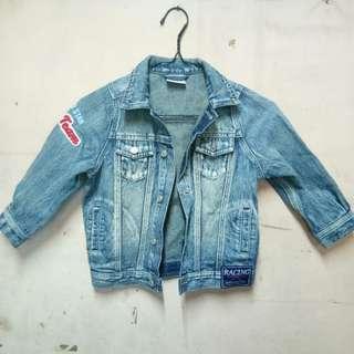 Mini Denim Jacket
