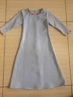 jubah dress kids