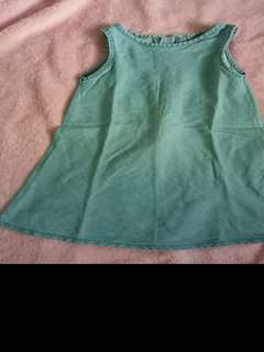 Maong Dress 3-4 years old