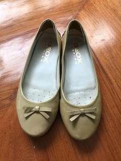 Geox Ballerinas Nude Shoes