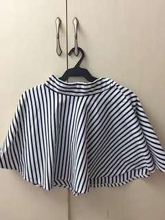 Skater Skirt (stripes)