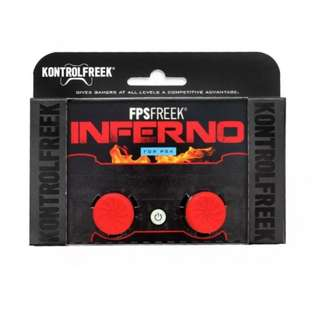 PlayStation 4 KontrolFreek Inferno -Red (New)