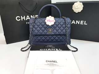 Authentic LNIB Chanel Coco Handle Caviar Medium Flap Bag RHW {{ Only For Sale }} ** No Trade ** {{ Fixed Price Non-Neg }} ** 定价 **