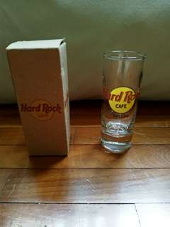 Hard Rock glass