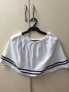 Korean Skirt (school girl)