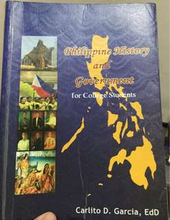 💥Philippine History and Government Book