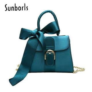 Sunborls women velour Tote Bag