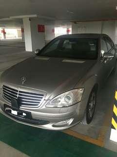 Merc S300L SG READY KL