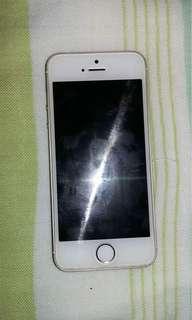 iPhone 5S Globe Locked READ DESCRIPTION