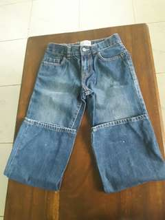 Maong pants for boys